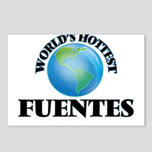 World's hottest Fuentes Postcards (Package of 8)
