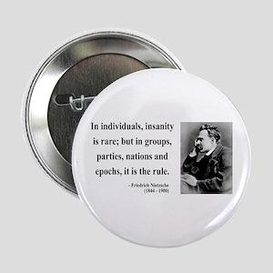 """Nietzsche 18 2.25"""" Button"""