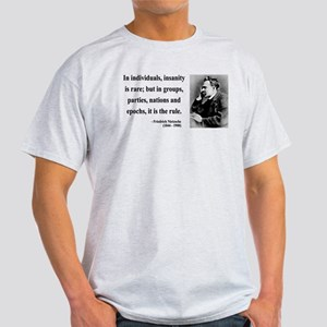 Nietzsche 18 Light T-Shirt