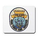 USS KING Mousepad