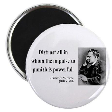 Nietzsche 17 Magnet