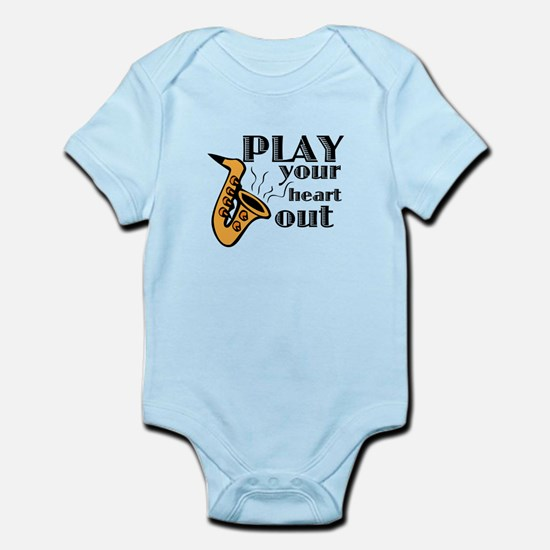 Play Heart Out Body Suit