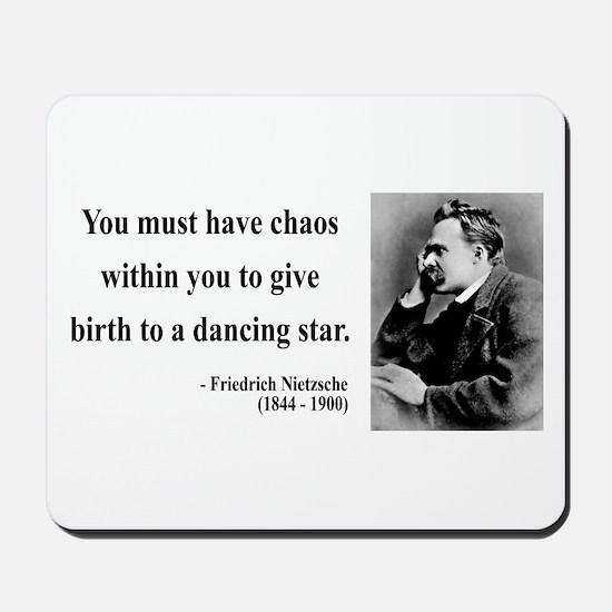 Nietzsche 16 Mousepad