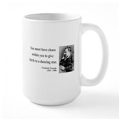 Nietzsche 16 Large Mug
