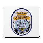 USS KING Mousepad