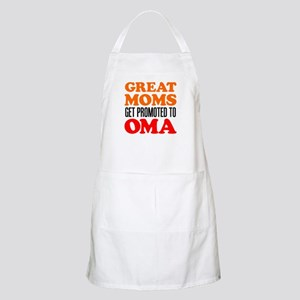 Great Moms Promoted Oma Apron