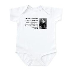 Nietzsche 15 Infant Bodysuit