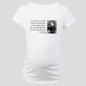 Nietzsche 15 Maternity T-Shirt