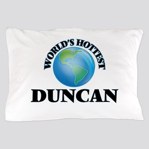 World's hottest Duncan Pillow Case