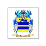 Grigorey Square Sticker 3