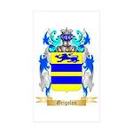 Grigolon Sticker (Rectangle 50 pk)