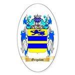 Grigolon Sticker (Oval 50 pk)