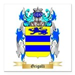 Grigolli Square Car Magnet 3