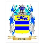 Grigolli Small Poster