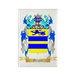 Grigoli Rectangle Magnet (10 pack)