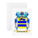 Grigoletti Greeting Cards (Pk of 20)