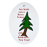 A Kerry Christmas Xmas Tree Ornament