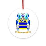 Griggs Ornament (Round)
