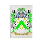 Grigg Rectangle Magnet (10 pack)
