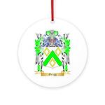 Grigg Ornament (Round)