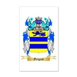 Grigaut 20x12 Wall Decal