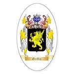 Griffin Sticker (Oval)