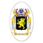 Griffin Sticker (Oval 10 pk)