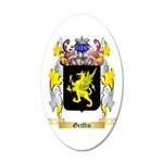 Griffin 20x12 Oval Wall Decal