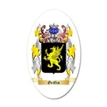 Griffin 35x21 Oval Wall Decal