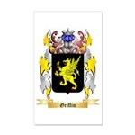 Griffin 35x21 Wall Decal