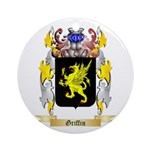 Griffin Ornament (Round)