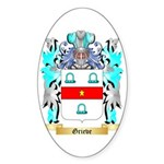 Grieve Sticker (Oval)