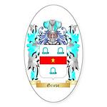 Grieve Sticker (Oval 10 pk)