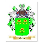 Griete Small Poster