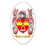 Grierson Sticker (Oval 50 pk)