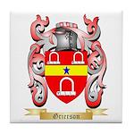Grierson Tile Coaster