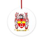Grierson Ornament (Round)