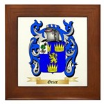 Grier Framed Tile