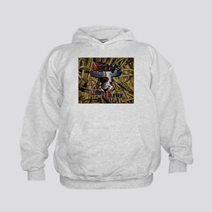 Daddys Little Hunter III Hoodie
