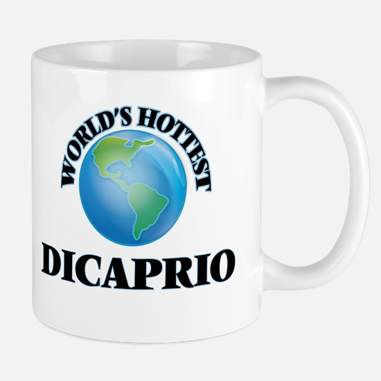 World's hottest Dicaprio Mugs