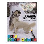 Figure Skating WOOF Games 2014 Posters