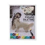 Figure Skating WOOF Games 2014 Twin Duvet