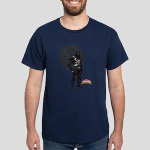 Agent Venom Standing Dark T-Shirt