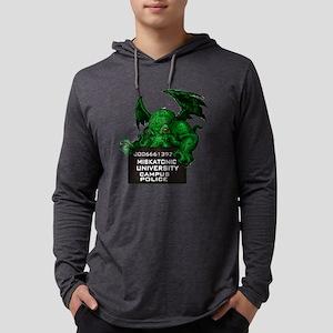 Cthulhu Mugshot Long Sleeve T-Shirt