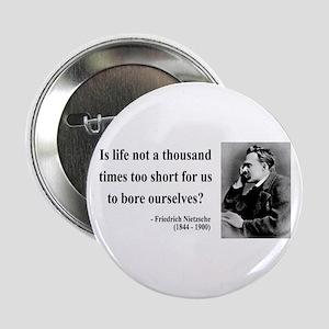 """Nietzsche 12 2.25"""" Button"""