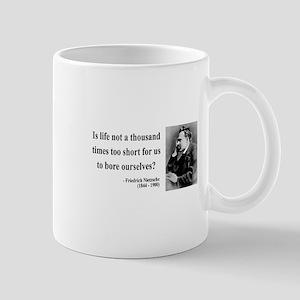 Nietzsche 12 Mug