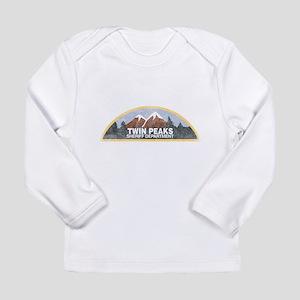 Vintage Twin Peaks Sheriff Dep Long Sleeve T-Shirt