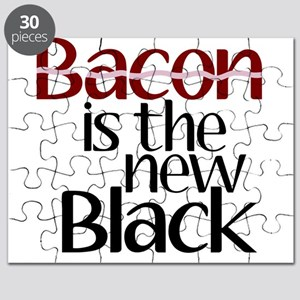 Bacon Is The New Black Puzzle