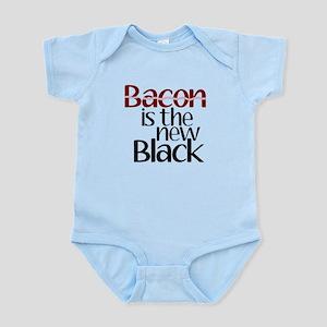 Bacon Is The New Black Infant Bodysuit