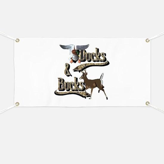 Ducks & Bucks Banner